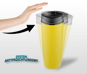 Kubek termiczny still 450 ml żółty