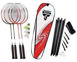 Zestaw do badmintona talbot torro 4-fighter