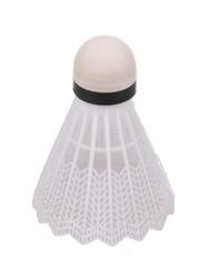 Lotki do badmintona vivo plastikowe białe 3szt c-400