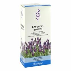 Lavendelblueten Tee