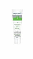 Pharmaceris t medi acne-cream o kompleksowym działaniu na zmiany zapalne 1 h₂o₂ 30ml