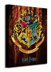 Harry Potter Hogwarts Crest - Obraz na płótnie