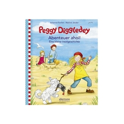 ABENTEUER AHOJ mini książeczka Peggy Diggledey