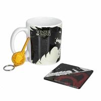Game Of Thrones Stark and Targaryen - gift box