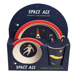 Zastawa dla dzieci, Kosmos, Rex London - kosmos