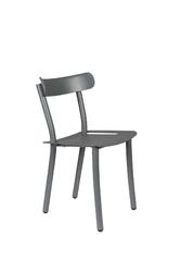 Zuiver krzesło friday szare 1100393