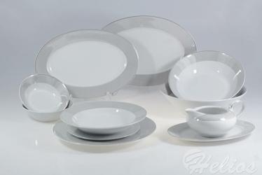Serwis obiadowy bez wazy dla 12 os.  44 części - E520 YVONNE