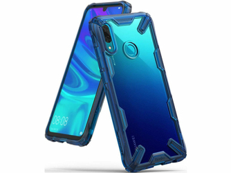 Etui Ringke Fusion X do Huawei P Smart 2019 Space blue - Niebieski