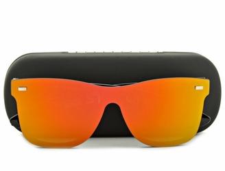 Okulary pełne lustro nerdy przeciwsłoneczne uv400 str-1570