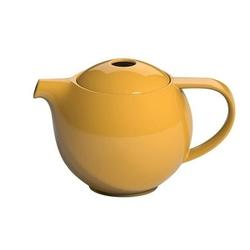 Loveramics pro tea - dzbanek z zaparzaczem 600 ml - yellow