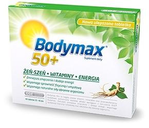 Bodymax 50+ x 100 tabletek