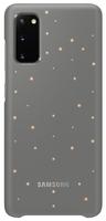 Samsung etui led cover gray do galaxy s20