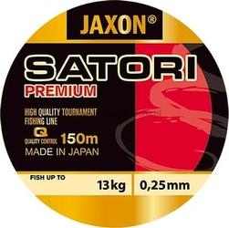 Żyłka uniwersalna JAXON SATORI Premium przezroczysta 0,32mm 20kg 150m