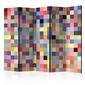 Parawan 5-częściowy - cała gama kolorów room dividers