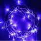 Lampki świąteczne 20 led niebieskie