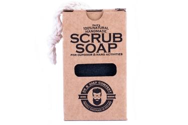 Dr k soap scrub soap - naturalne peelingujące mydło do ciała