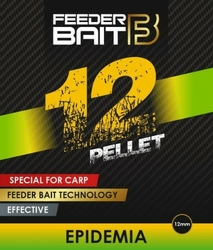 Pellet Feeder Bait Epidemia 12mm 800g