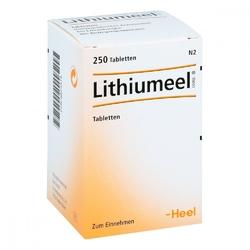 Lithiumeel comp. tabl.