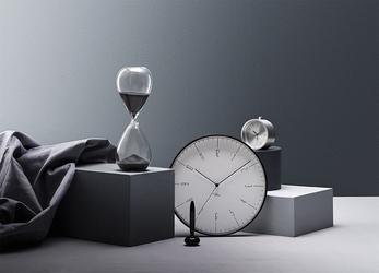 Zegar ścienny minimalistyczny cara philippi 30 cm p143003