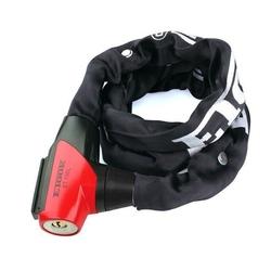 Zamknięcie etook et-155 l łańcuch 1000 mm czarno-czerwony