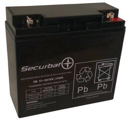 Akumulator securbat 12v 17ah - szybka dostawa lub możliwość odbioru w 39 miastach