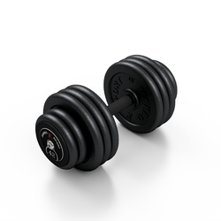 Hantla skr�cana na sta�e 42 kg - Marbo Sport - 42 kg