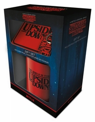 Stranger Things The World Is Turning Upside Down - gift box