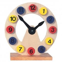 Bino zegar nauka godzin