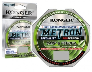 Żyłka konger metron specjalist pro carp  feeder 0,35mm150m