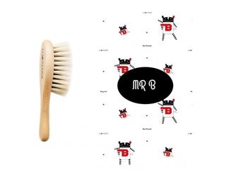 MRB szczotka z koziego włosia + myjka