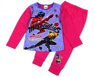 Piżama dla dziewczynki miraculum biedronka