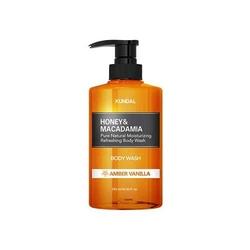 Kundal żel pod prysznic - bursztynowa wanilia honeymacadamia body wash amber vanilla 258ml