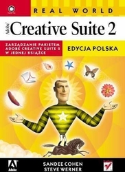 Real world adobe creative suite 2. edycja polska - sandee cohen, steve werner