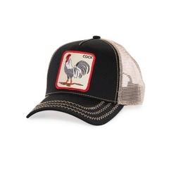 Czapka z daszkiem goorin bros. cock rooster trucker kogut - 101-3548