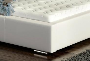 Łóżko tapicerowane emilio 160x200 cm