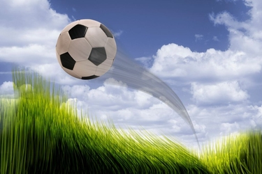 Fototapeta piłka nożna 1556
