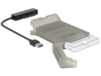 Delock adapter usb 3.0 - sata 22pin 6gbs +obudowa