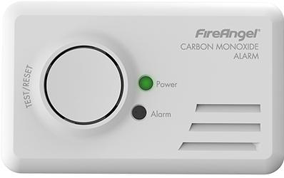 Czujnik czadu, tlenku węgla, FIREANGEL CO-9B - Szybka dostawa lub możliwość odbioru w 39 miastach