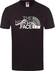 T-shirt męski the north face mountain line t0a3g2jk3