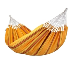 Lasiesta - currambera - hamak podwójny - apricot
