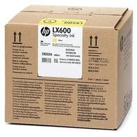 Tusz hp 3m lx600 specjalny wkład atramentowy latex scitex żółty, 3 litry