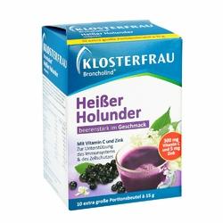 Klosterfrau Broncholind Napój rozgrzewający z czarnego bzu