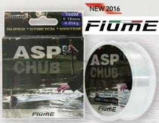 Żyłka spinningowa wyczynowa Fiume ASP CHUB IDE 150m 0,18mm 4,85kg
