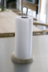 Stojak na ręczniki kuchenne bollard skagerak dębowy s1835420