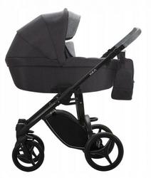 Wózek Bebetto Luca Vero 3w1 fotel Maxi Cosi Rock i-Size