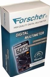 MIERNIK UNIWERSALNY MULTIMETR FORSCHER FS702 - Szybka dostawa lub możliwość odbioru w 39 miastach