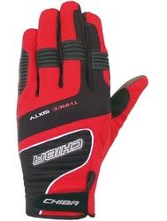 Rękawiczki chiba threesixty czerwone