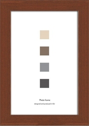 Ramka na zdjęcia japan 18 x 24 cm jasnobrązowa