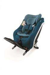 Concord reverso plus peacock blue fotelik rwf  i-size + lusterko dla dziecka
