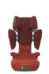 Concord transformer xt plus autumn red fotelik 15-36 kg twinfix + mata gratis